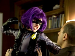 Kick Ass' Hit Girl