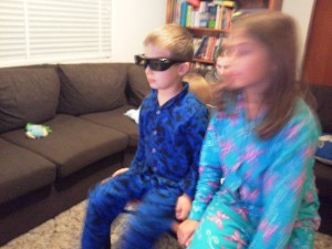 Sony Bravia 3D TV glasses