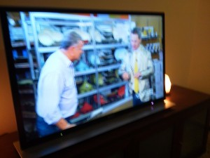 Sony Bravia 3D Smart TV