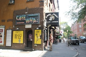 Greenwich Village Cafe Wha