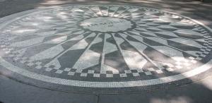 John Lennon Central Park Imagine